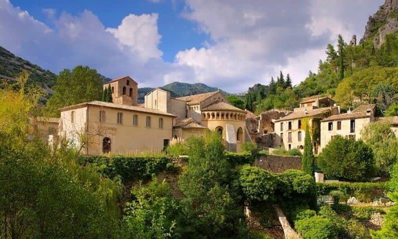 Saint-Guilhem-le-Désert, Hérault