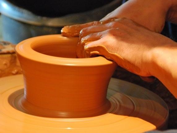 Ateliers poterie à Saint Jean de Fos