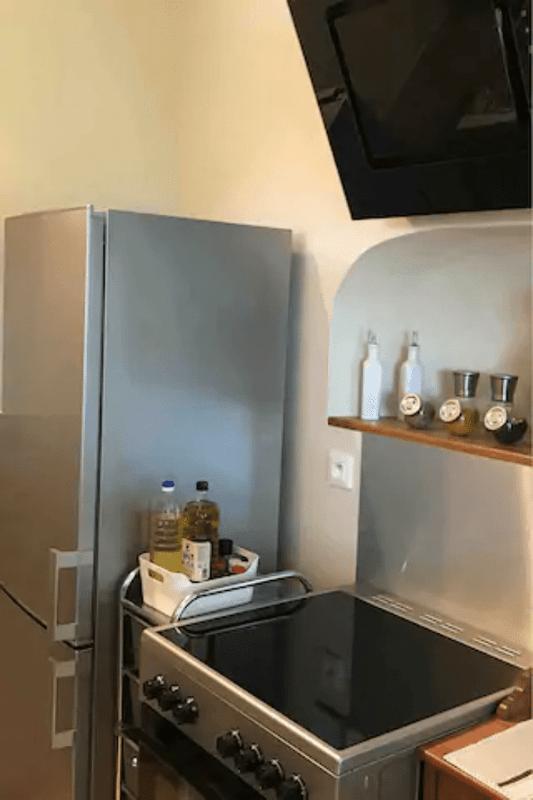 cuisine du Gîte les Pousterles à Brignac - Hérault