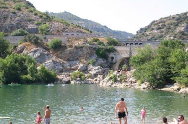 Le Pont du Diable, Hérault