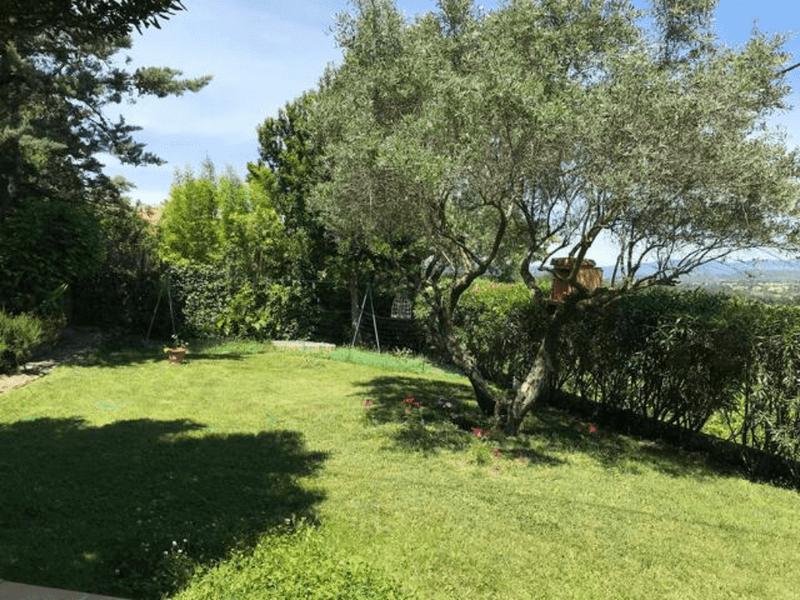 jardin du Gîte les Pousterles à Brignac - Hérault