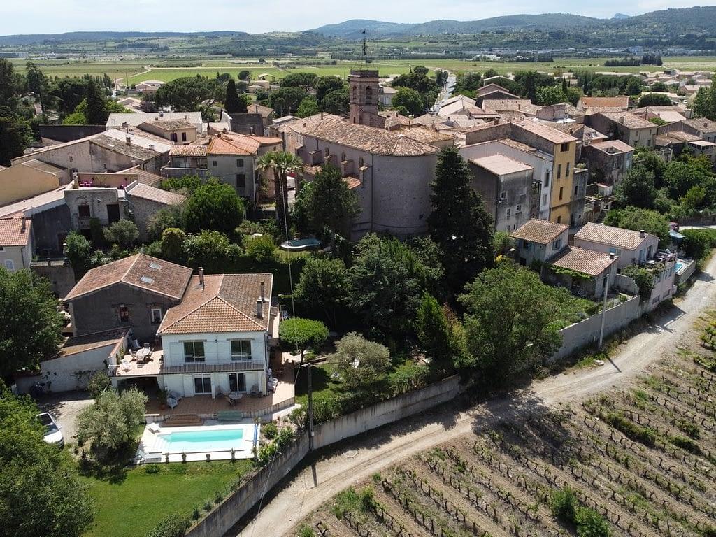 Gite Les Pousterles à Brignac, Hérault